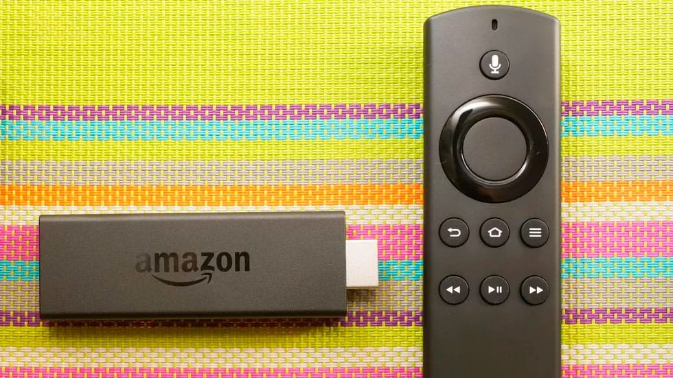 Amazon Fire TV Stick con Alexa Voice