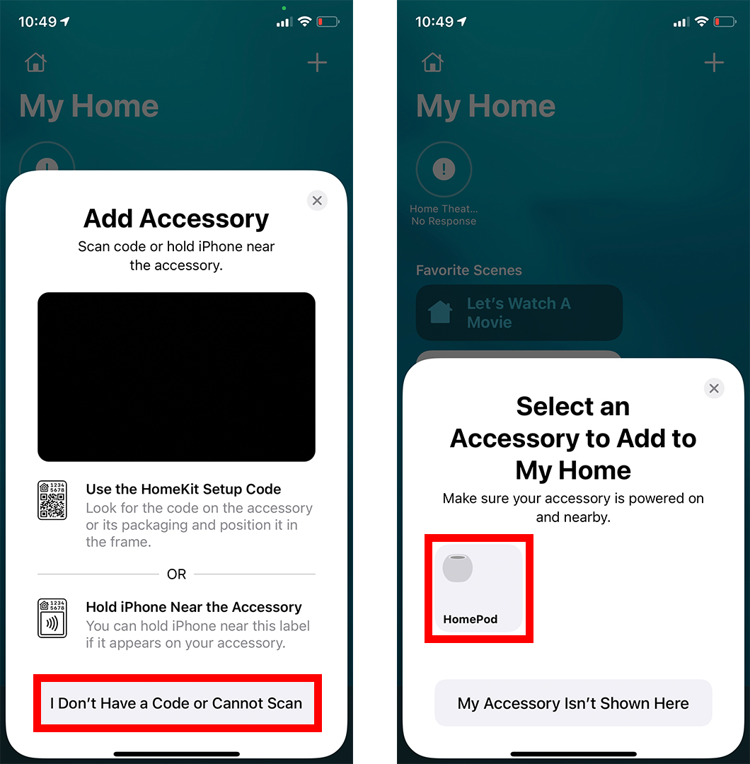 How to Set Up Your HomePod Manually